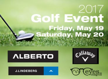 2017 Golf Event – May 19 & 20