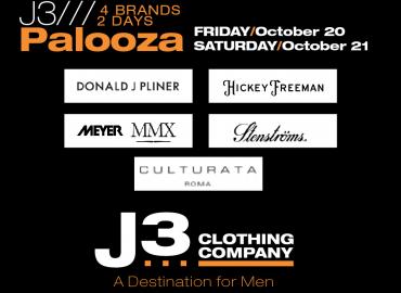 J3 Palooza – Oct. 20 & 21