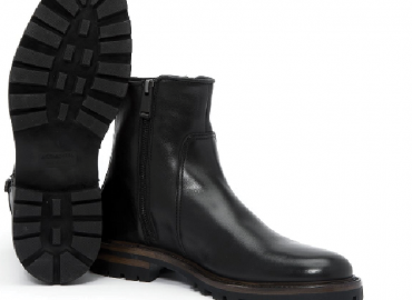 How to best pair your boots with a suit
