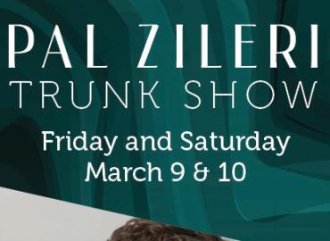 Pal Zileri Trunk Show – March 9 & 10
