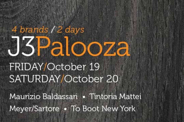 J3 Palooza – Oct 19 & 20